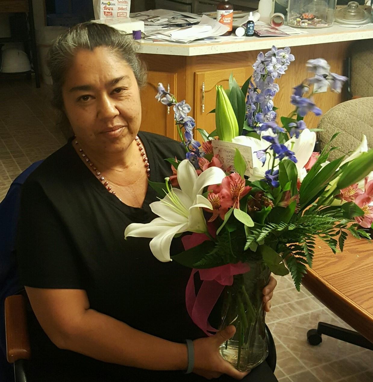 Remembering Maria Juana Herrera Obituaries Crippin Funeral Home